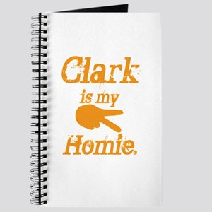 Clark is my Homie Journal
